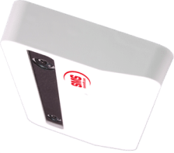 people counter - 3d - People Counter & Footfall Camera – SMS Store Traffic Solution