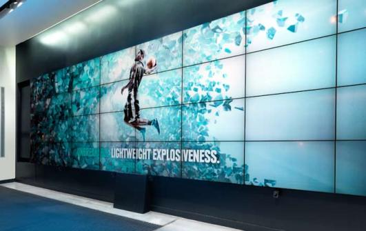 Video wall Digital Signage Solutions - vw10 - Digital Signage Solutions – Indoor & Outdoor