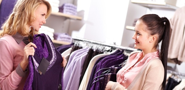 shopper journey RetailNext - moment of truth - In Store Analytics by RetailNext