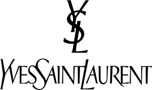 - yves saint laurent logo - Home