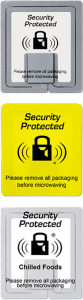 Grocery Label RFID RFID - 4210 83x300 - RFID Solutions by Checkpoint