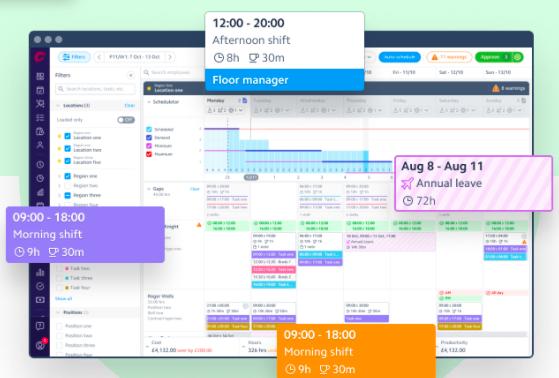 Rotageek - digital - Rotageek-Work Force Management (WFM)Software
