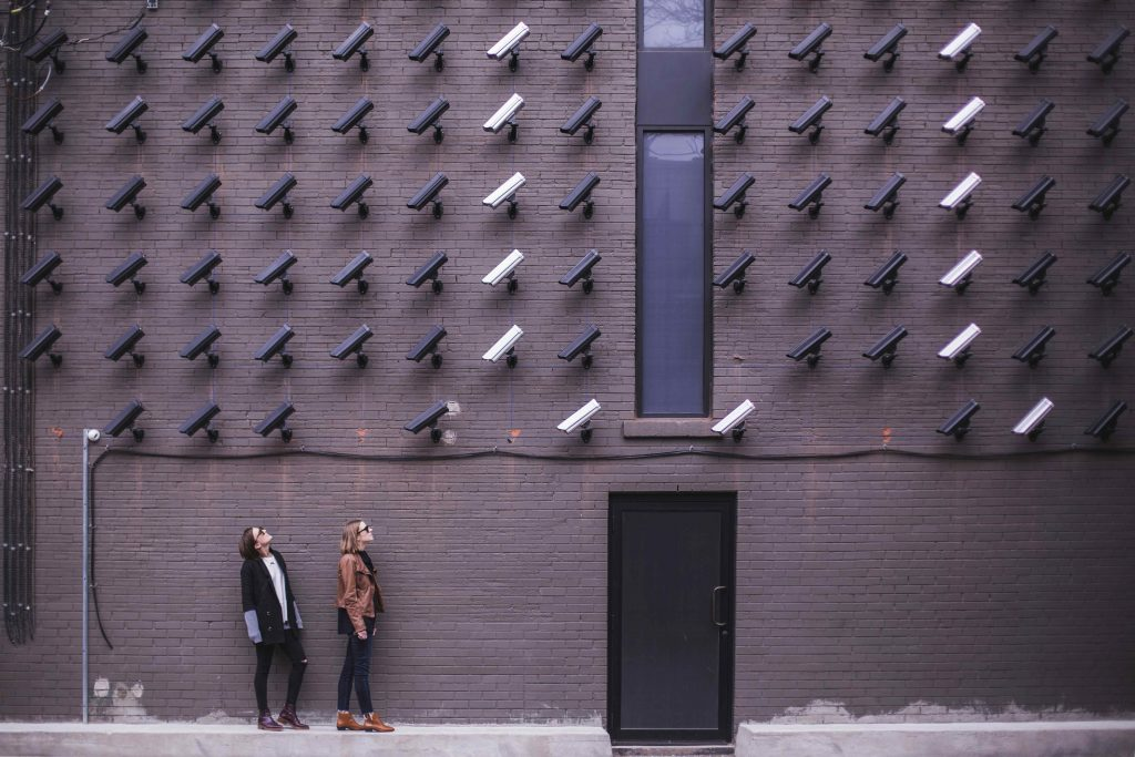 surveillance camera hacking cctv - pexels burst 374103 1024x683 - How to secure your CCTV surveillance system from hackers